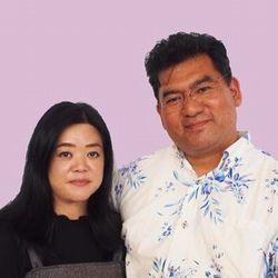 池原牧師 夫妻